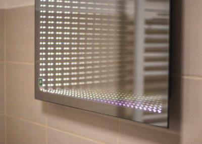 Apartmán v přízemí - koupelna